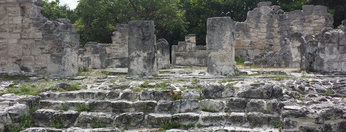 Zona Arqueológica El Rey is one of Cancún.
