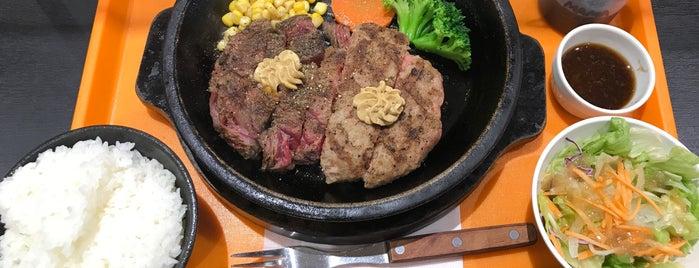 Ikinari Steak is one of Shigeo 님이 좋아한 장소.