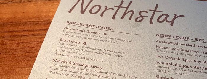 Northstar Cafe is one of สถานที่ที่ Heidi ถูกใจ.