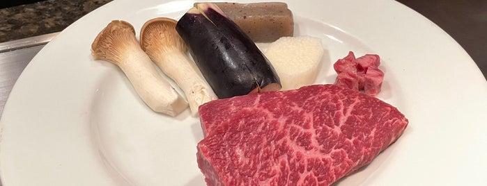 Kobe Kikusui is one of Top Taste.