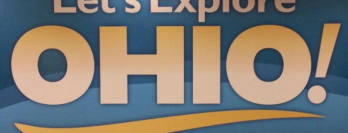 Ohio History Center is one of Columbus!.