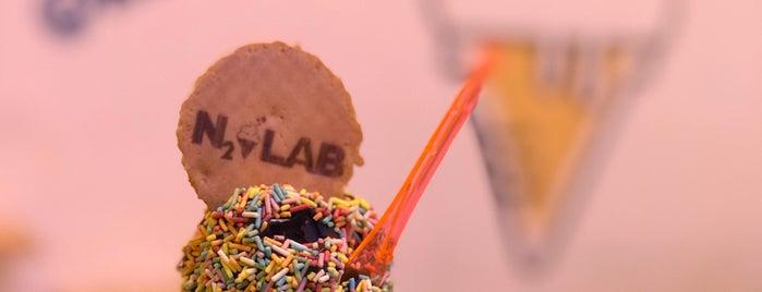 N2 Lab is one of Madrid.
