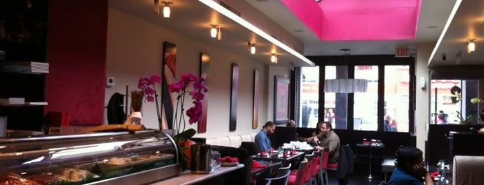 Sushi & Thai is one of Tempat yang Disukai Dexter.