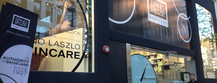 Erno Laszlo Institute is one of NYC.