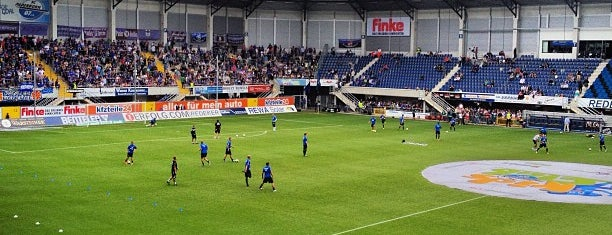 Benteler-Arena is one of Football Arenas in Europe.