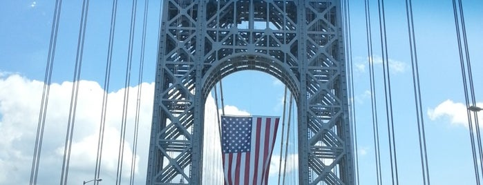 Washington Bridge is one of New York.
