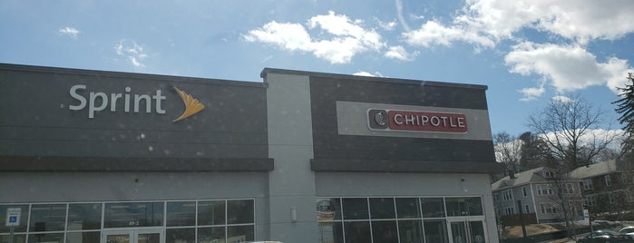 Chipotle Mexican Grill is one of Orte, die Adam gefallen.