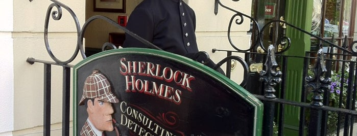 The Sherlock Holmes Museum is one of London - All you need to see!.