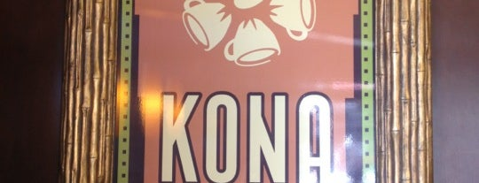 Kona Coffee is one of Lugares favoritos de Paul.
