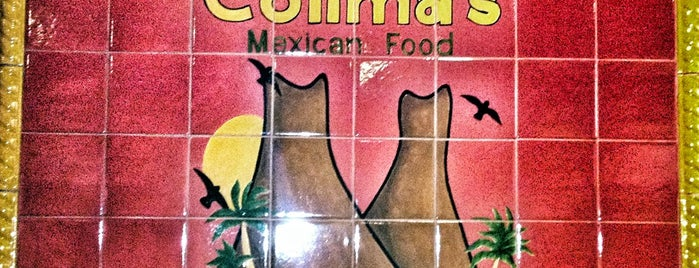 Colima's Mexican Food is one of Locais curtidos por Niku.