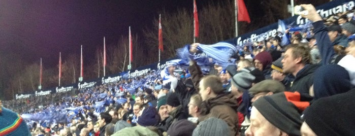 SV Darmstadt 98 is one of Darmstadt - must visit.