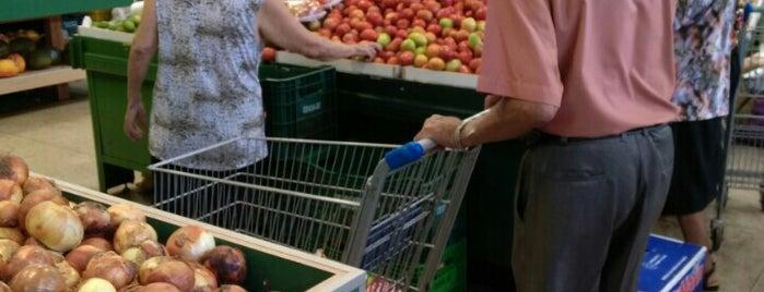 Supermercado Nilo is one of Melhor atendimento.