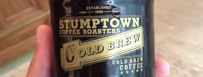 Stumptown Coffee Roasters is one of The Best Iced Coffee in America?.