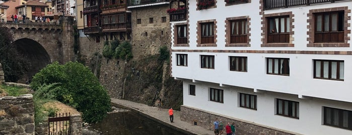 Potes is one of Asturias.