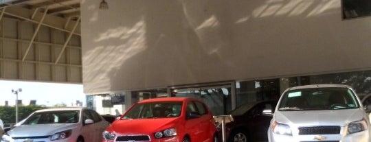 Chevrolet Tabasqueña de Autos y Camiones is one of Joaquin : понравившиеся места.