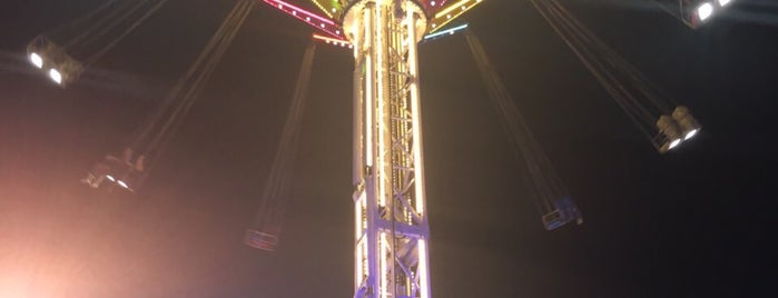 Parc Expo is one of Locais curtidos por kdfa.