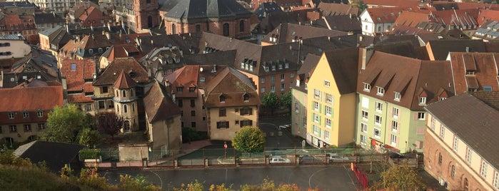 Citadelle de Belfort is one of Carlos'un Beğendiği Mekanlar.
