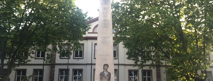 Monument aux morts is one of Best of Mulhouse.