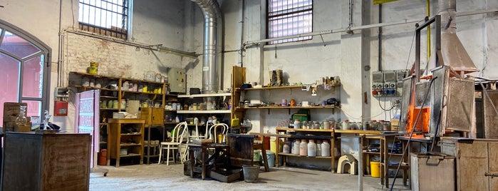 Guarnieri vetreria artistica is one of Venice.