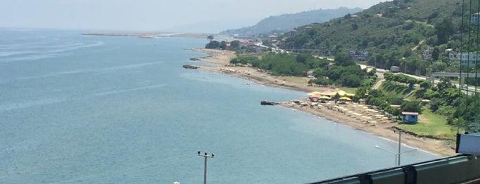 Ünye Uzunkum Plajı is one of Öznur 님이 좋아한 장소.