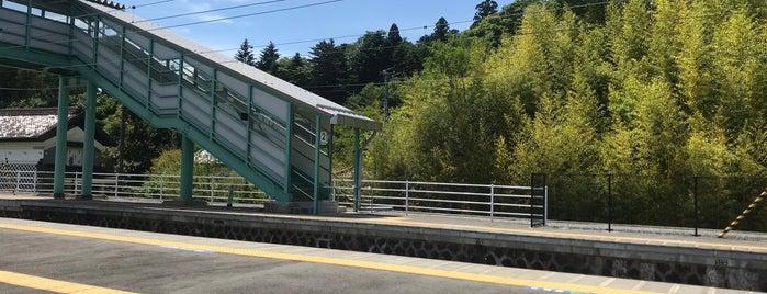Momouchi Station is one of JR 미나미토호쿠지방역 (JR 南東北地方の駅).