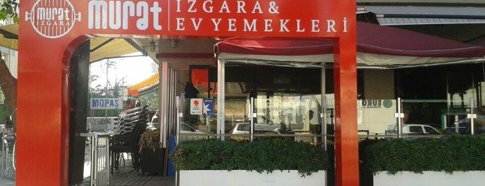 Murat Izgara & Ev Yemekleri is one of Gidilecek.
