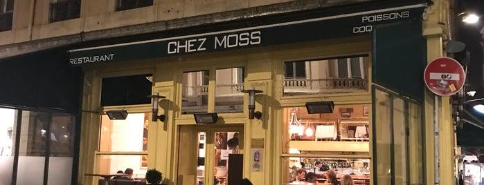 Chez Moss is one of Didem: сохраненные места.
