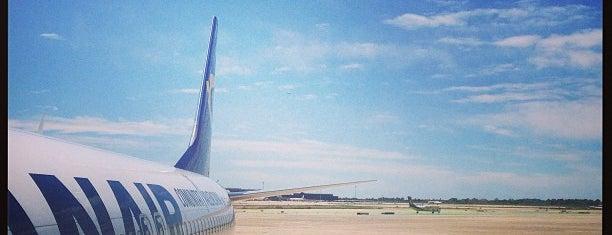 Flughafen Barcelona-El Prat (BCN) is one of Barcelona Essentials.