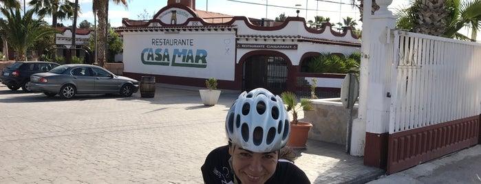 Casamar is one of Tempat yang Disukai Bere.