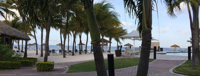 Fresco is one of Nolfo Aruba Foodie Spots.