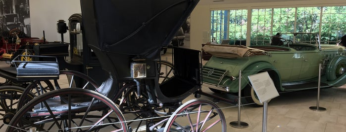 Frick Car & Carriage Museum is one of PA and WV.