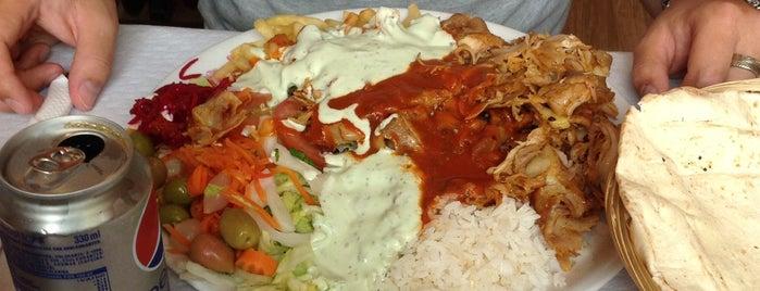 Damasco Doner Kebab is one of 🍔🧀🍕.