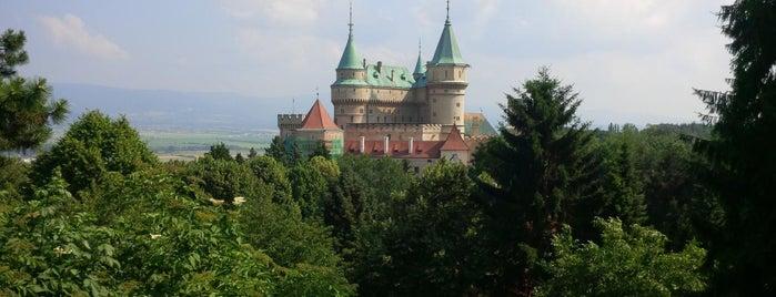 Zoologická záhrada Bojnice is one of Словакия.