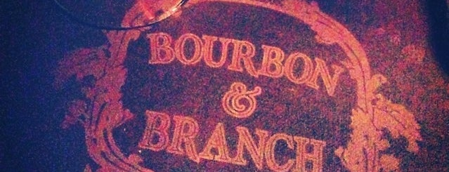 Bourbon & Branch is one of #adventureSF.