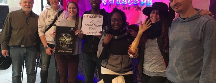 omescape is one of vv: escape rooms / puzzle rooms in nyc.