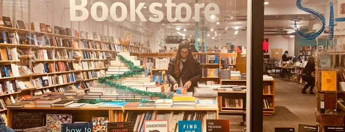 MIT Press Bookstore is one of Boston And DC.
