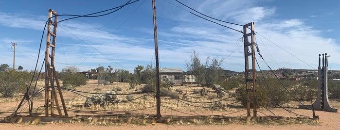 Noah Purifoy Outdoor Desert Museum is one of Desert Destinations.