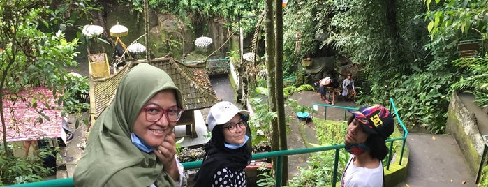 Kanto Lampo Waterfall is one of Bali Day 1.