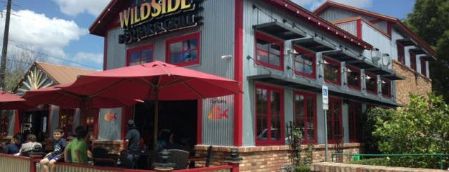 Wildside BBQ is one of Fav places to Drink!.