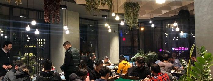 Smoky Lounge is one of Vedat : понравившиеся места.