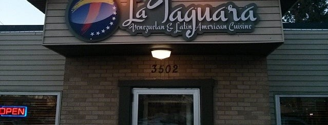La Taguara is one of Madison Bucky list.