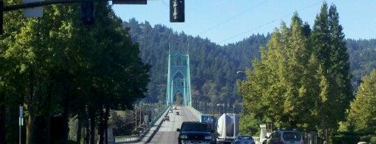 St. Johns is one of Neighborhoods of Portland.