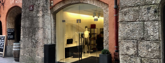 Benlevi is one of innsbruck's special shops.