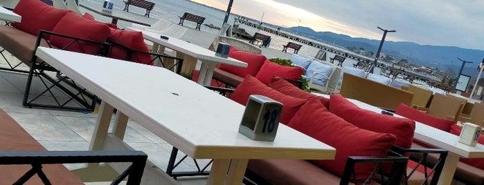 Kordon Cafe is one of Gökhan 님이 좋아한 장소.