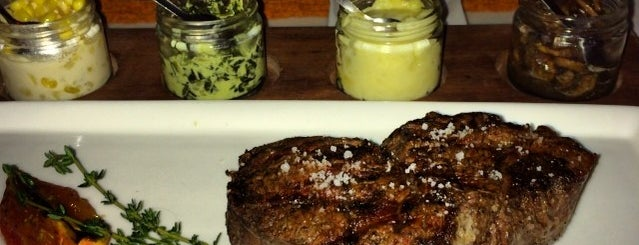 Chophouse Miami is one of Been there and did the damn thing!.