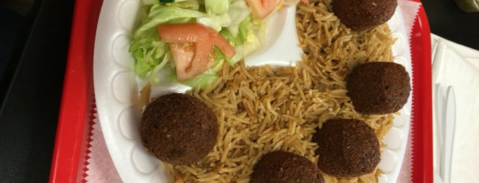 King Kabob is one of Fairfax Office Favorites.