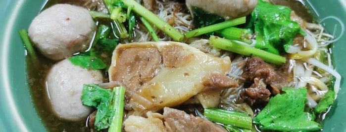 วัฒนาพานิช เกาเหลาเนื้อ is one of 03_ตามรอย.