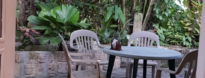 Nahil Mayab Restaurant And Patio is one of Belize🌊🍹.