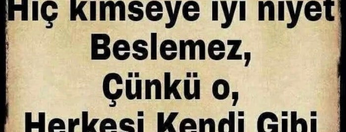 Kahramanmaraş Kayseri Yolu is one of Edip : понравившиеся места.