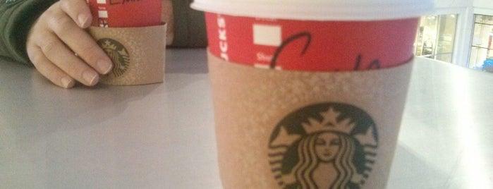 Starbucks is one of Locais curtidos por Emrah.